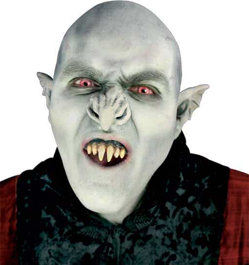 Nosferatu Zähne Deluxe