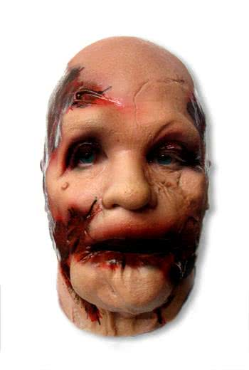 Mason Verger Mask Bloody