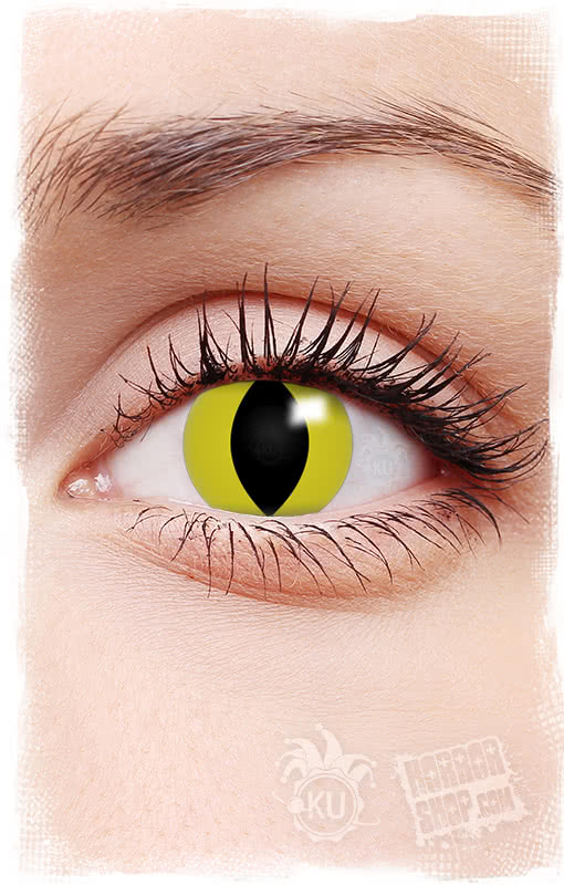 Cat Eye Contact Lenses