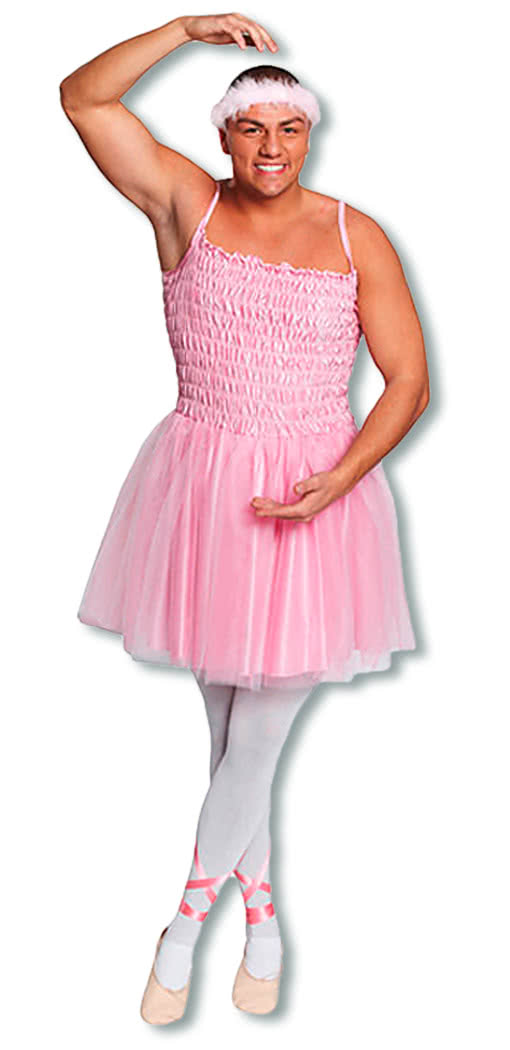 Ballerina Dress Men -The Perfect Outfit for an All Male Ballet ...