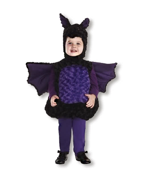 Plush Bat Costume Mini Plush Bat Costume