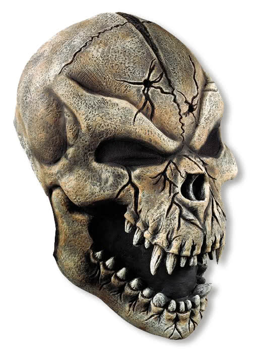 Demon Skull Mask Werewolf Demon Skull Mask