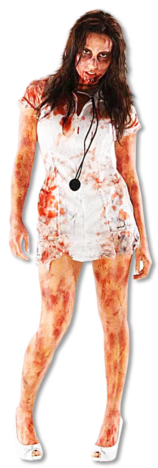 Halloween Zombie Nurse Costumes Zombie Nurse Costume