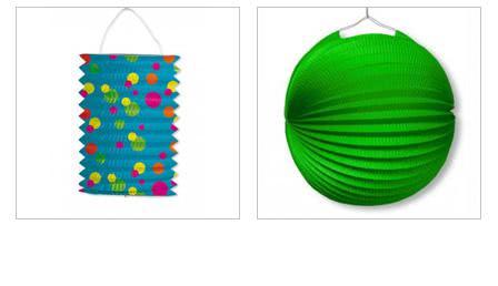 Carnival Lanterns