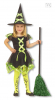 Witch Child Costume Green S