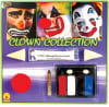 Clown Make up mit Nase