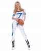 Football Girl Costume Deluxe M
