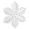 Glittering Snow Crystal 35 cm