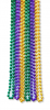 Mardi Gras necklaces large 12 St.