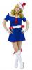 Matrosen Kleid mit Rettungsring S/M 36-38