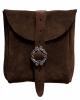 Medieval Belt Pouch Brown