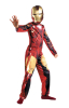 Officially Licensed Iron Man Child Costume M