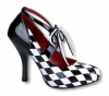 Harlequin High Heels Chequered