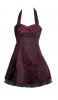 Polka Dot Petticoat black-red M / 38