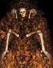 Skeleton Garden Decoration