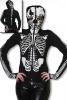 Skeleton Hoodie with skull mask