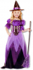 Enchanting Witch Child Costume L