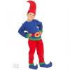 Dwarf Costume Blue M