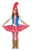 Dwarf Girl Child Costume XL