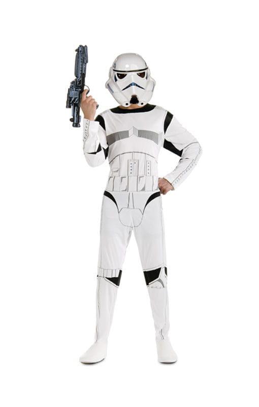 star wars stormtrooper kost m ebay. Black Bedroom Furniture Sets. Home Design Ideas