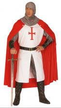 Crusader Costume XL
