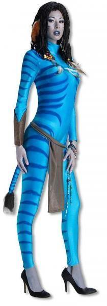 Avatar Neytiri Kostüm   Avatar Filmkostüm   horror-shop.com