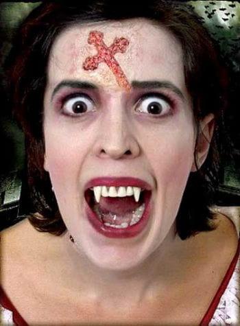 Vampir Gebiss Deluxe