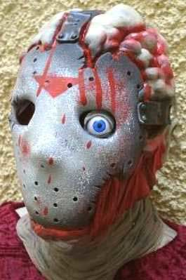 Jason Collector mask