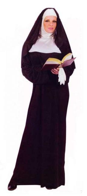 Mutter Oberin Nonnenkostüm