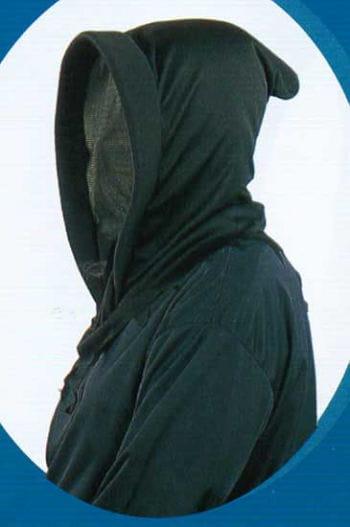 Invisible Phantom Mask Black