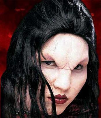 Drusilla Foamlatex Maske