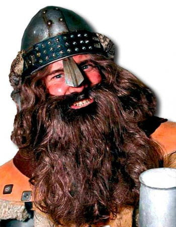 King and Dwarf Beard