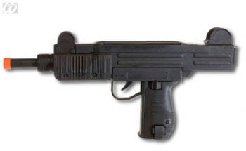 Uzi Pistole Spielzeugwaffe
