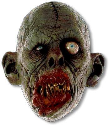 Schlamm Zombie Maske