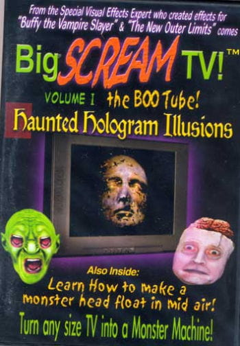 BOO Tube Effect DVD