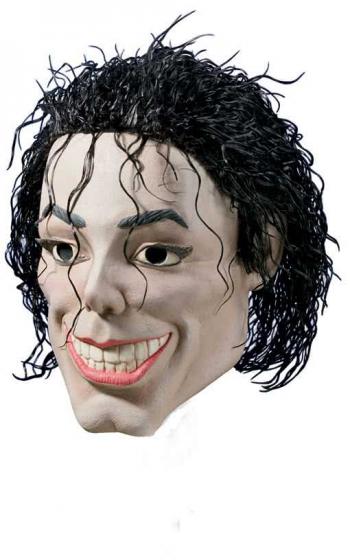 Michael Jackson Plastic Man