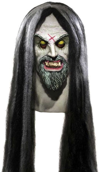 Death Metal Bassist Zombie Mask