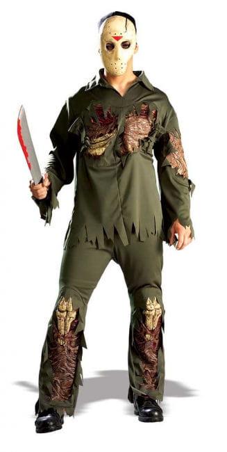 Jason 3D Deluxe Costume