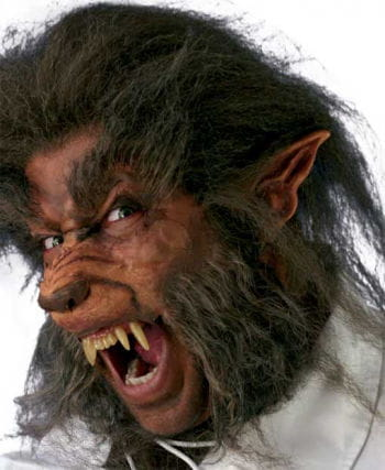 Werewolf ears Deluxe