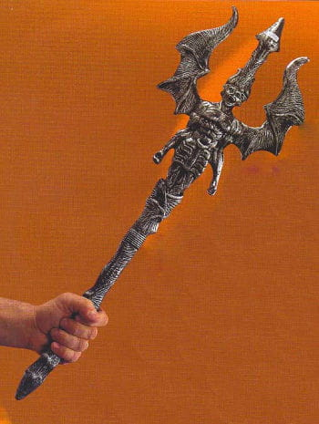Scream Demon Trident Silver