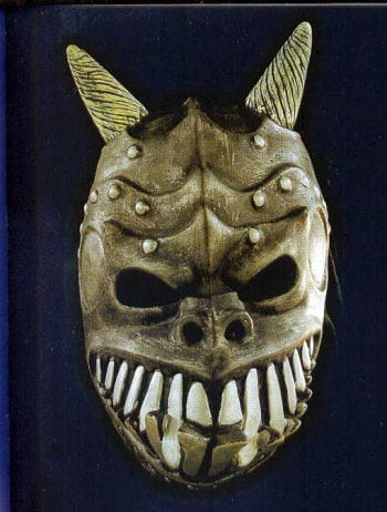Demon Knight Child Mask