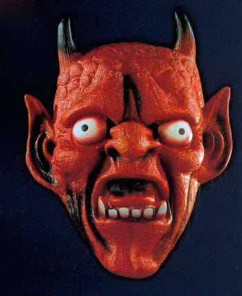 Fritz the Devil Child Mask