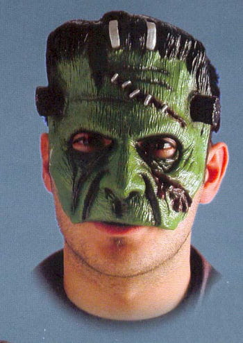 Frankenstein Half Mask