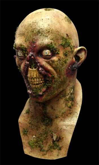Moss Zombie Mask