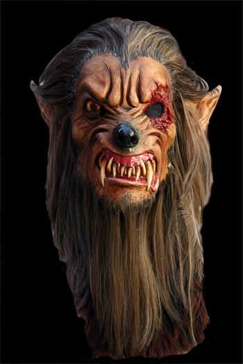 One Eyed Beast Mask