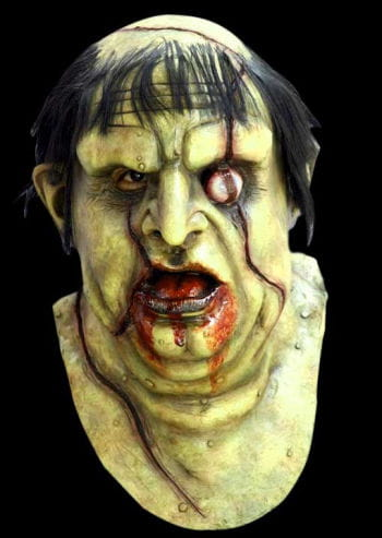 Zombie Monk Mask