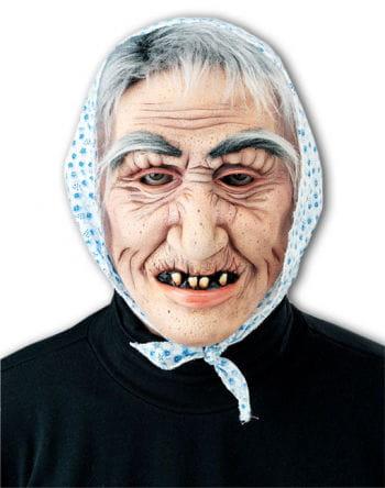 Alte Oma Maske Berta