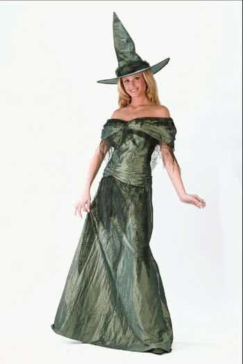 High Society Witch Costume S/M