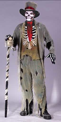 Skeleton Groom Costume
