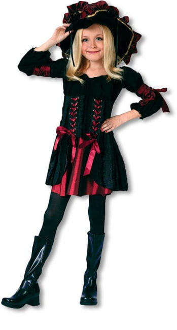 Tattered Pirate Child Costume M